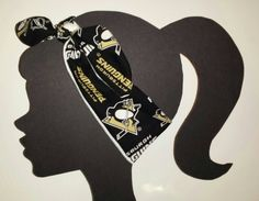 Hey, I found this really awesome Etsy listing at https://www.etsy.com/listing/231768151/penguins-nhl-headband-tie-head-wrap