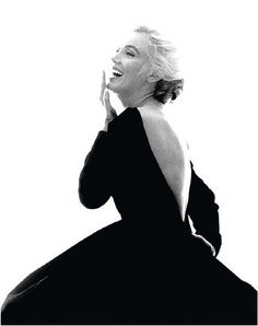 Marilyn Monroe, from the Last Sitting by Bert Stern