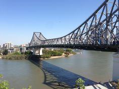 Beautiful Brisbane! #Capturethecover