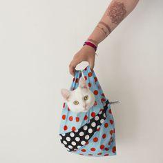 Cats In Fashion Bags | Bored Panda