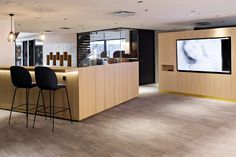 Cool Office, Offices, Workplace, Collaboration, Architects, Core, Interiors, Interior Design, Shop