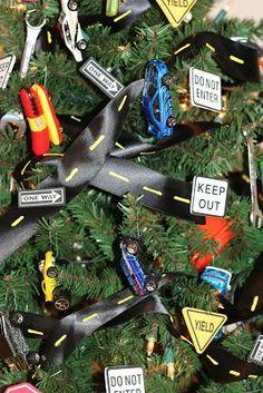 hot wheels Christmas Tree 012