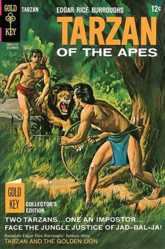 Tarzan of the Apes 173