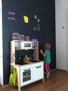 Magnet und Tafelwand