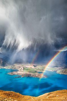 Behind the Storm by Joel Bensing