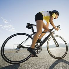 Whether you're cycling outside or taking a Spin class, these shorts will ensure a painless ride.| Health.com