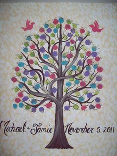 Wedding Tree_CottageCreekArts
