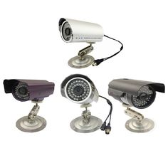 600tvl bullet #outdoor #night vision cctv security camera 36led #waterproof metal,  View more on the LINK: http://www.zeppy.io/product/gb/2/171846362167/