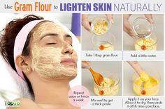 Skin home-made masks...