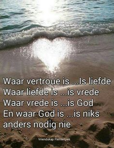 Scripture Verses, Bible Quotes, God Is, Afrikaanse Quotes, Inspirational Qoutes, Bible Prayers, Special Quotes, Praise God, Spiritual Inspiration
