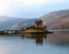 Isle of Skye...The Highlander Castle amazingly beautiful