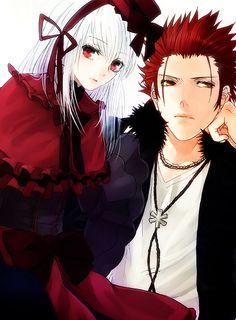 Anna et Mikoto
