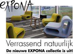 Leoxx introduceert de nieuwe Expona collectie. 'Verrassend natuurlijk'.