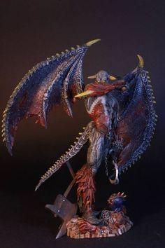 Dragon Hybrid Hellspawn (Spawn) Custom Action Figure