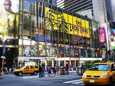 We are going to NEW YORK to see Lion King Broadway Show :)