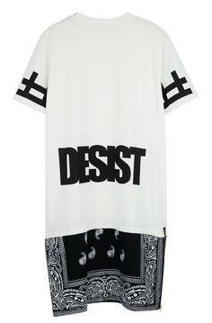 This is one of my favorites on glamzelle.com: DESIST Bandana Shirt Dress (2 colors available)