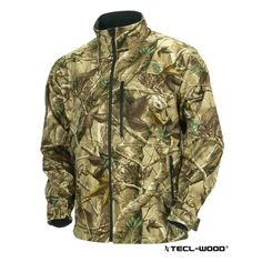 #New #TECLWOODCamo TECL-WOOD Functional Soft Shell Camouflage Hunting Jacket