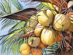 Christine Reichow Watercolor Paintings - Fine Art Blogger