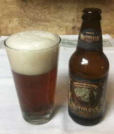 Ruthless Rye IPA from Sierra Nevada Brewing Company