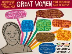 Women for Africa Awards UK 2012 | See Africa Differently