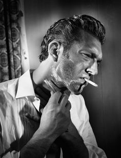 Vincent Cassel - Vincent Peters Photography
