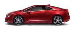 2016 Cadillac ELR Performance Pack