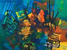 Roberto Burle Marx - Sem Título (1991)