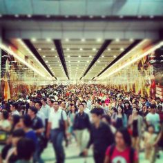 MTR Hong Kong Station 香港站 şu şehirde: 中環