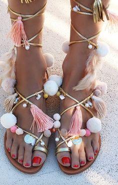 Super cute sandals for less than $20.