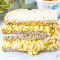 The creamiest, curried egg salad you'll ever eat- You'd never believe it's actually healthy! A #paleo option and perfect for mother's day!