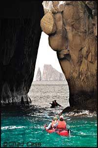 Kayaking in the Galapagos Islands - Sea Kayaking Ecuador's Galapagos Islands | Canoe & Kayak Magazine