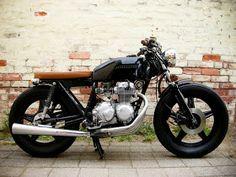 1976 Honda CB400F BratStyle Motorcycle - RidersLine.com.au
