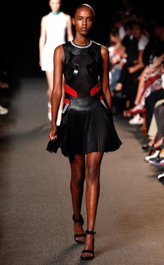 Alexander Wang from 100 Best Fashion Week Looks from All the Spring 2015 Collections | E! Online