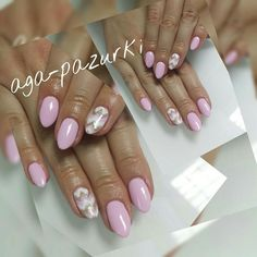 hybrydka    #beautyfull #instacool #gelpolishmanicure #gelpolish #instanailsart #nail2inspire #nails4yummies #amazing #wonderfull #natural #instagirl #woman #manicure #pazurki #nailswag #cool #perfection #work #happygirl #foto #hybrydanails #handmade #diy #delicate #lovely #polishgirl #scra2ch #semilac #sweet by aga_pazurki_nails