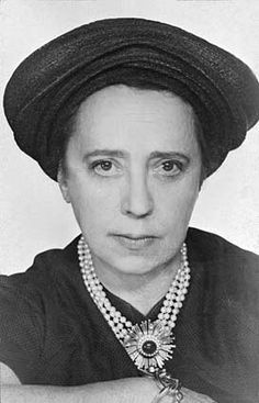 Elsa Schiaparelli 1890 - 1973 Italy. Opened her fashion house in 1930 Known for her surrealistic clothing and the first clothes with visible zippers.