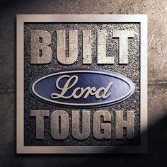 BUILT LORD TOUGH !!!!