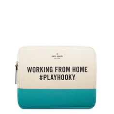 KATE  working from home ipad sleeve