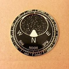 Take a second to appreciate the amazing Planisphere Pin from thanks for the trade it's so good Galaxy Map, Pins And Needles, Pin And Patches, Cute Pins, Material Girls, Map Art, Pin Badges, Lapel Pins, Pin Collection