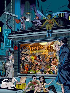 Arte Dc Comics, Dc Comics Superheroes, Marvel Comics, Comic Book Publishers, Comic Books Art, Book Art, Hanna Barbera, Comics Universe, Cultura Pop