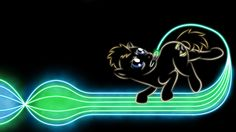Doctor Whooves Glow Wallpaper by Face-of-Moe on DeviantArt