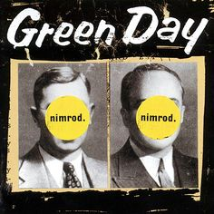 Green Day Album Art | Green Day - Nimrod