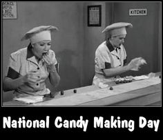 Candy Making Day, February 1