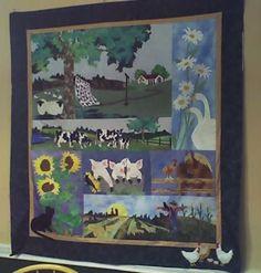 Farm Quilt - Mckenna Ryan pattern