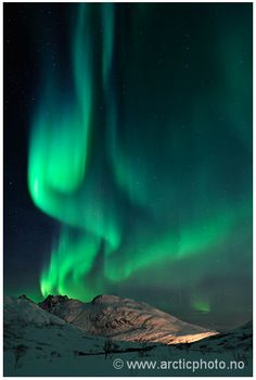 Bjørn Jørgensen photographer - northern lights, aurora borealis