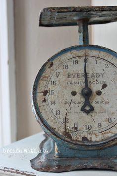 Vintage Industrial Farmhouse {tool storage}