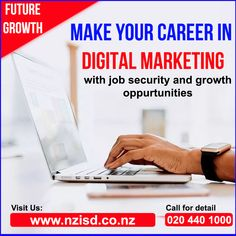 Our Digital Marketing Short Course will ensure that you get a kickstart into your career in NZ ! Build your marketing skills to transform your career. Learn about the world-class Digital Marketing course in New Zealand, from Industry Experts.View our courses and book or enquire today!  #digitalmarketingcourse #digitalmarketingtraining #digitalmarketingshortcourse Online Marketing, Digital Marketing, Job Security, Short Courses, Career, Learning, Book, Carrera, Internet Marketing