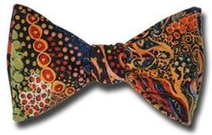 Completely Abstract Bow Tie