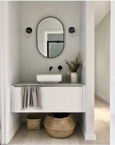 Home Renovation Bathroom House renovation stories: moodboards for bathrooms (in partnership with Ca' Pietra) Bathroom Renovations, Home Renovation, Home Remodeling, Remodel Bathroom, Bad Inspiration, Bathroom Inspiration, Bathroom Layout, Bathroom Interior, Bathroom Ideas