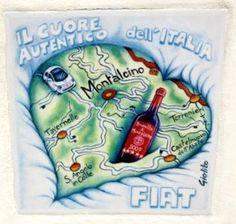 Fiat tile for the 2007 Vintage