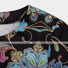 Γυναικεία Φόρεμα ριχτό Φόρεμα μέχρι το γόνατο - Μισό μανίκι Φλοράλ Στάμπα Καλοκαίρι Λαιμόκοψη V Καθημερινό καυτό φορέματα διακοπών Φαρδιά 2020 Θαλασσί M L XL XXL 3XL 2020 - € 16.9 Half Sleeve Dresses, Knee Length Dresses, Half Sleeves, Manga Floral, Vacation Dresses, Dresses Online, Floral Prints, V Neck, Shoulder Bag